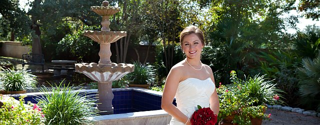 San Antonio Garden Center Is The Perfect Setting For Weddings And Receptions